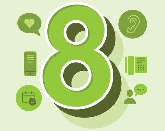 8 Principles of Patient-Centered Hearing Health Care