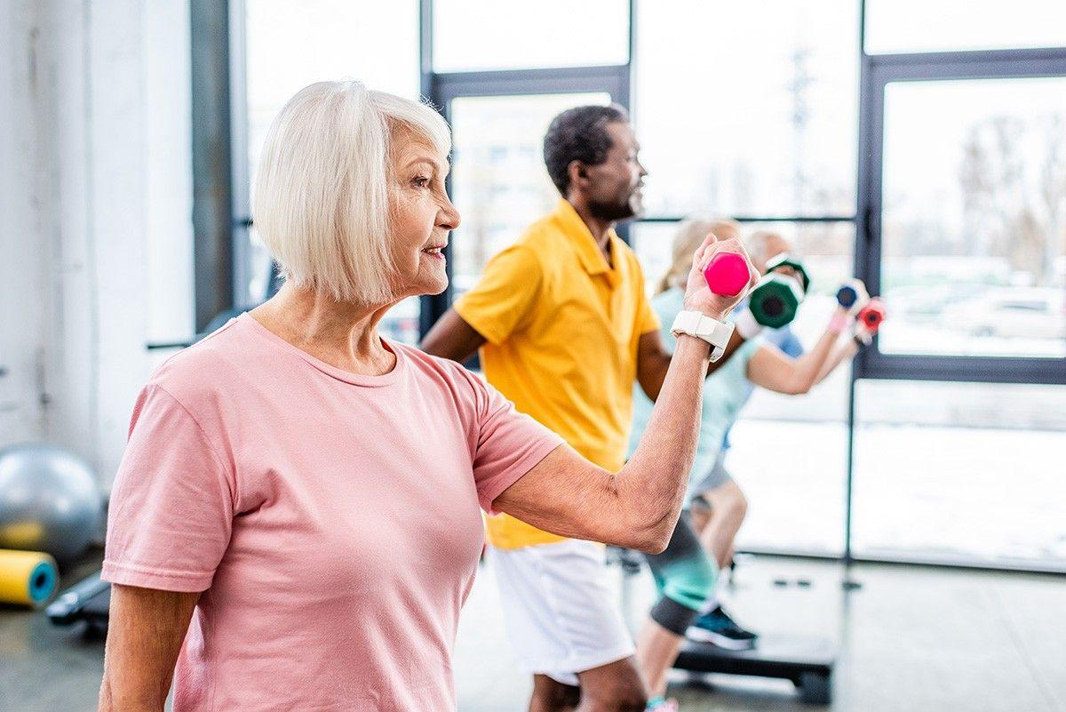 How to Build Muscle After 60
